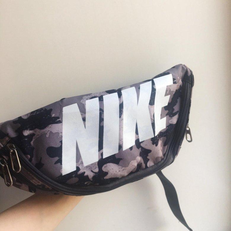ff61eb106da1 Сумка на пояс Nike – купить в Санкт-Петербурге, цена 599 руб., продано 14  июня – Другое