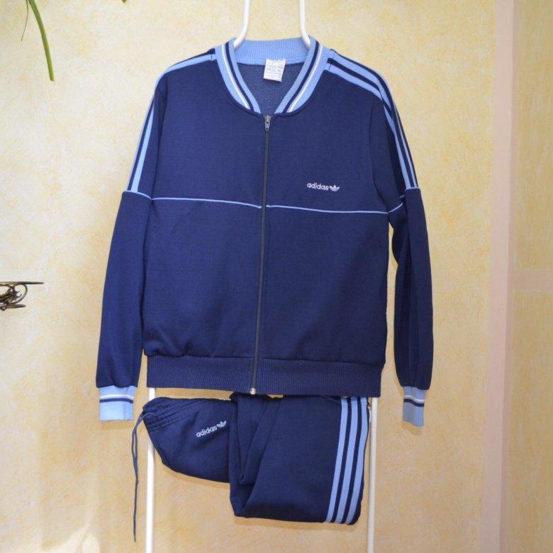88dd40bd Adidas Vintage 80x комплект – купить в Москве, цена 4 000 руб., дата  размещения: 13.10.2018 – Спортивная одежда