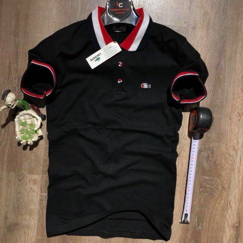 Рубашка поло тенниска Lacoste новая.Черная – купить в Санкт-Петербурге f08f8d80bfc4d