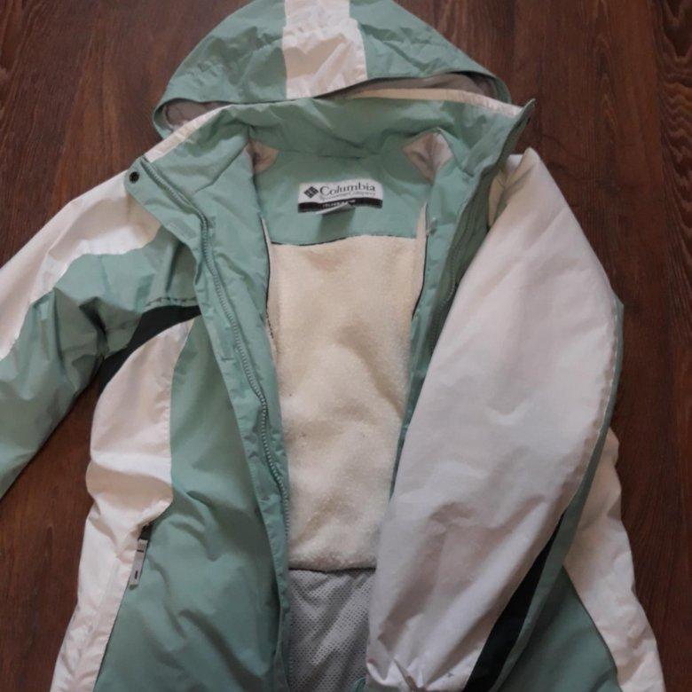 3b7e84443af5 Куртка Columbia – купить в Красноярске, цена 1 300 руб., дата размещения   16.11.2018 – Верхняя одежда