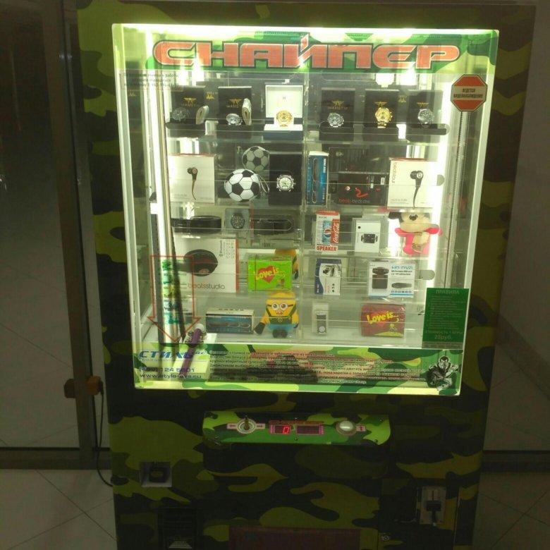 Игровой автомат снайпер