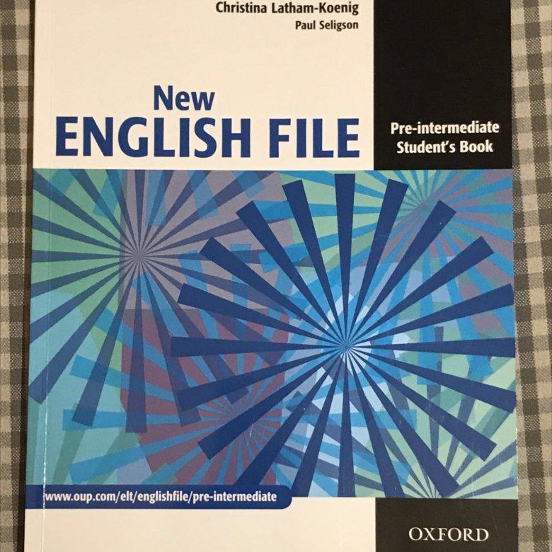 Workbook pre-intermediate oxford решебник english file