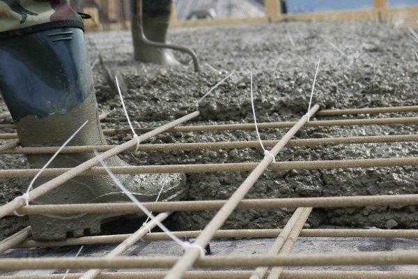 пластиковая арматура для бетона
