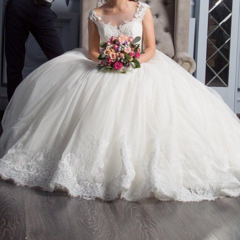 Цветы, свадебное букет к платье принцесса