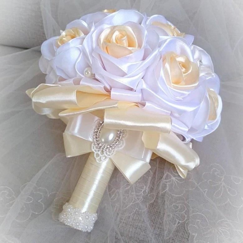 Букет невесты дубликат цена, шишек новый год