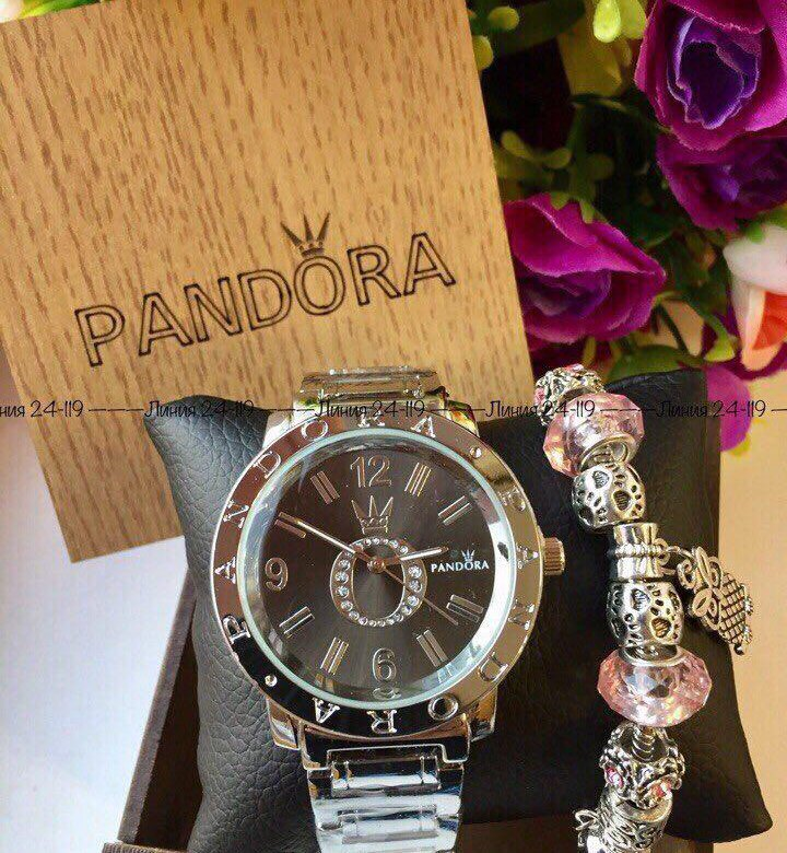 Пандора каталог с ценами 2018 часы