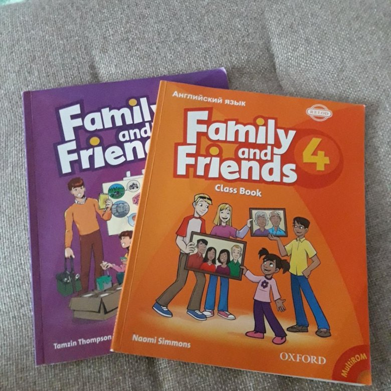 Английские Язык Family And Friends Решебник