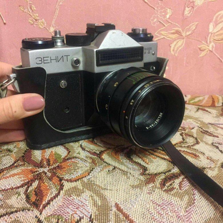 Как выбрать фотоаппарат зенит