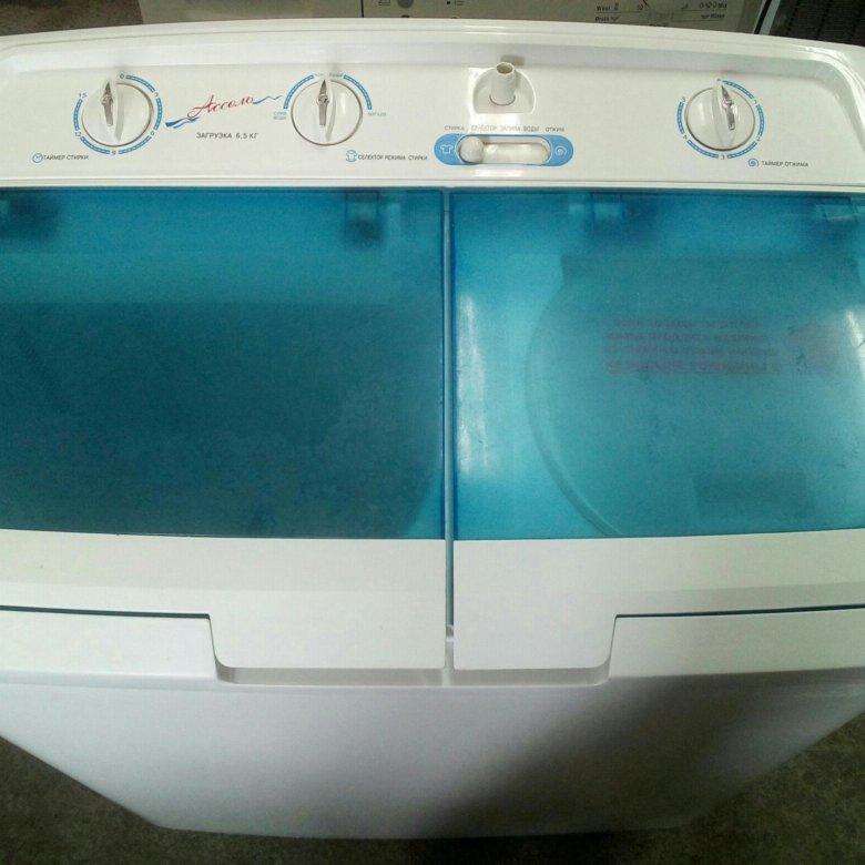 стиральная машина ассоль полуавтомат инструкция