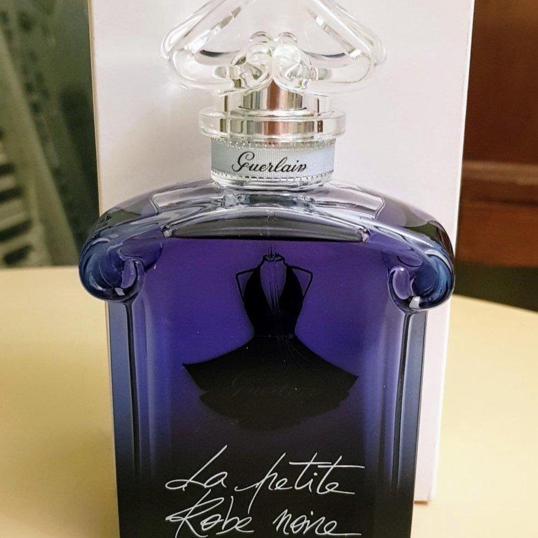 2685b0d60b9 Маленькое черное платье Guerlain оригинал – купить в Москве