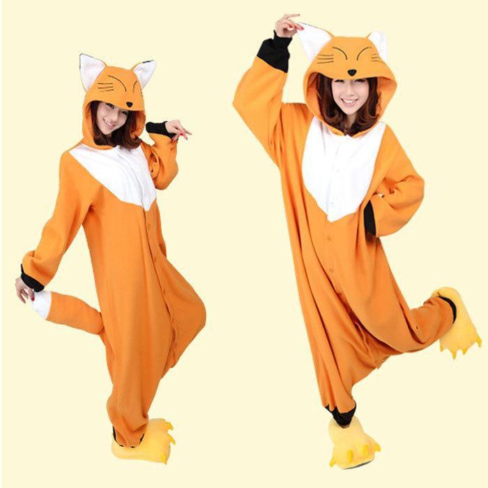 Пижама кигуруми Кигуруми лиса – купить в Наро-фоминске 7bc2edbc12e88