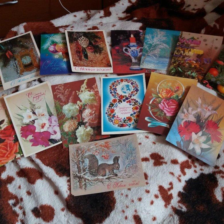 покупка почтовых открыток награждение