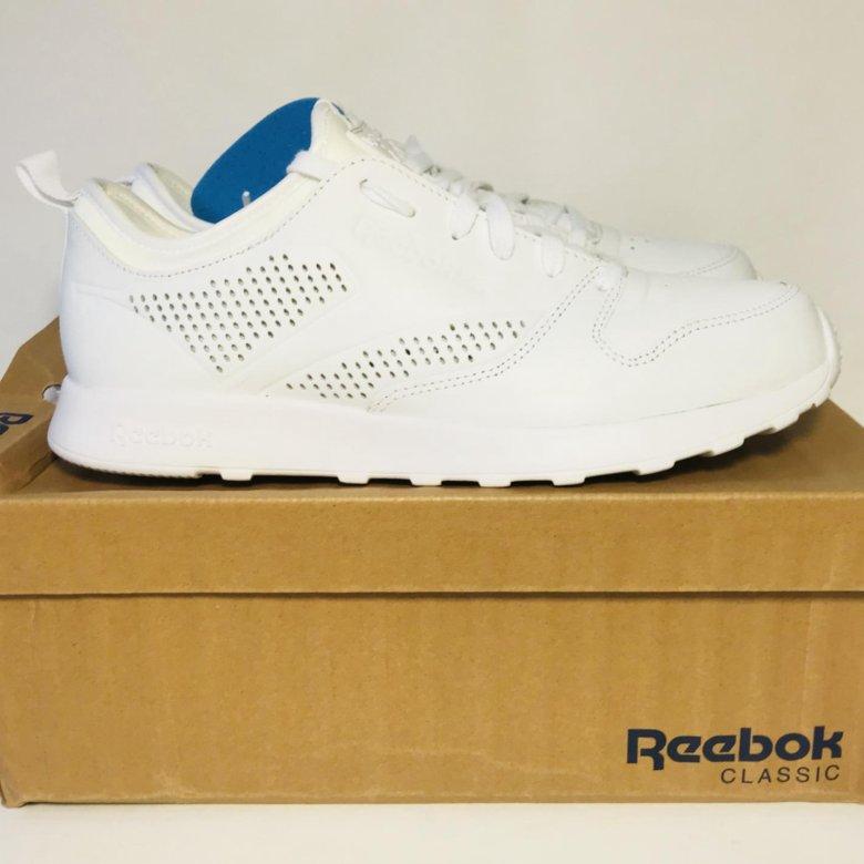 7ce6b0445dee Кроссовки Reebok Classic LEATHER LITE L art.V70838 – купить в Челябинске,  цена 3 490 руб., продано 22 июля 2018 – Обувь