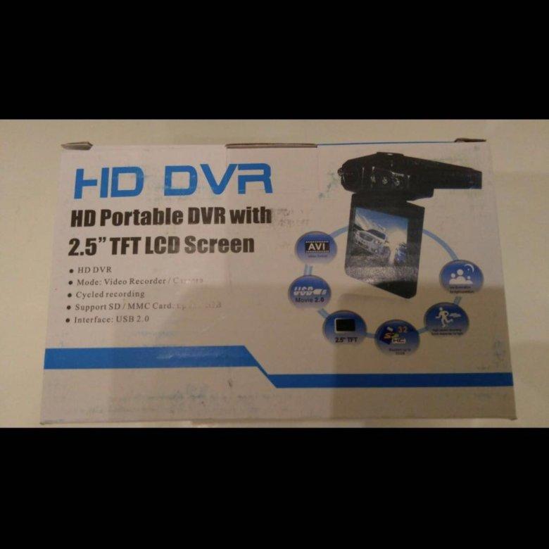 Видеорегистратор <b>HD</b> DVR 3,<b>5 TFT LCD</b> CKREEN – купить в ...