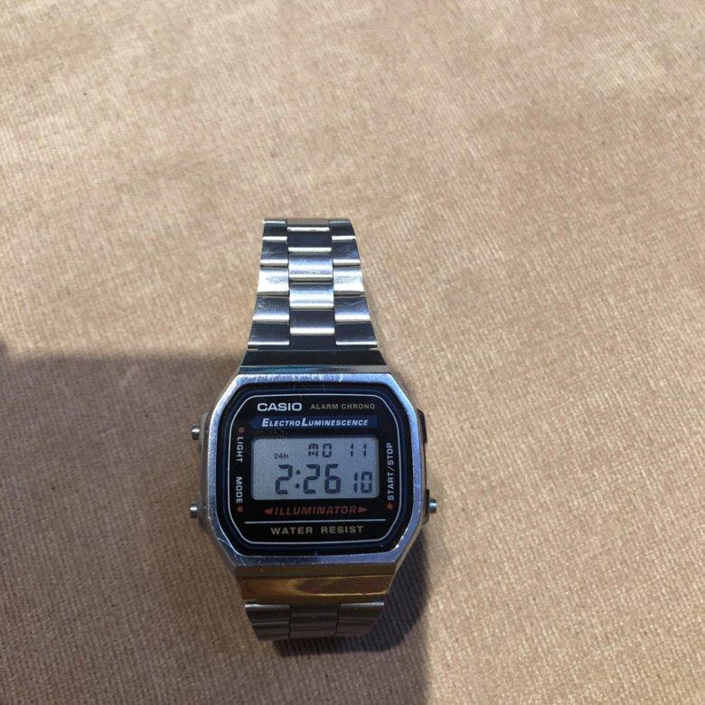 Настроить часы casio alarm chrono