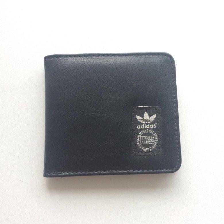 5e7723a6da69 Кошелек Adidas – купить в Магадане, цена 700 руб., продано 3 марта –  Аксессуары