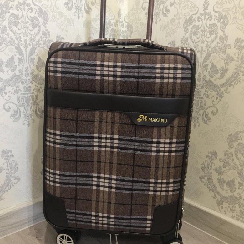 348752ee6d55 Новый чемодан на 4 колёсах – купить в Екатеринбурге, цена 1 800 руб.,  продано 20 сентября 2018 – Туризм и отдых на природе