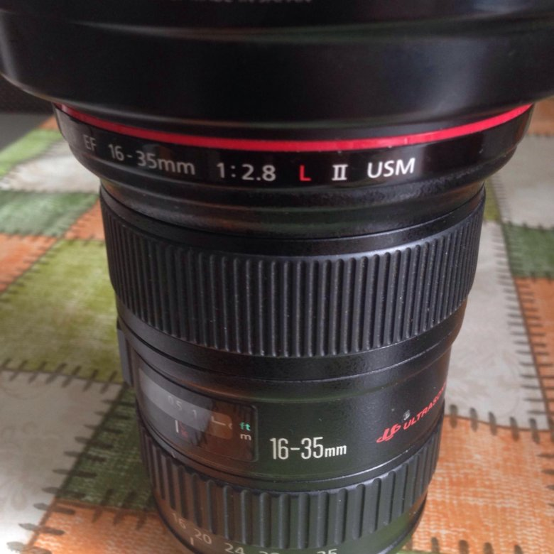 canon 16 19 Prepare to be impressed: the canon ef 16-35mm f/28l iii usm lens delivers outstanding image quality, far surpassing its predecessor, in a very well built, great-to.