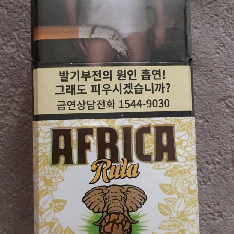 Корейский сигареты купить наказание за торговлю табачными изделиями