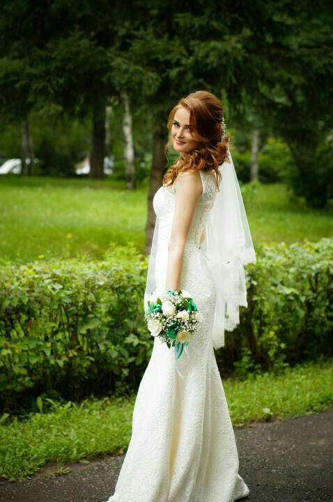 97fb9b94d881bb4 Свадебное платье Trinity (infanta) – купить в Барнауле, цена 5 000 ...