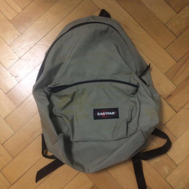 Купить рюкзак eastpak бу