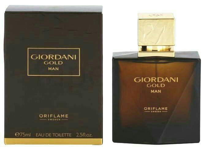 мужская туалетная вода Giordani Gold Man Oriflame купить в москве