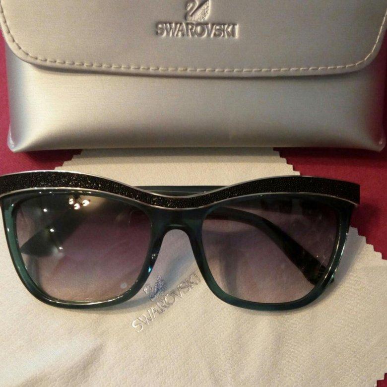 брендовые очки сваровски фото статью