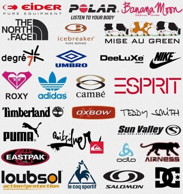 годы все фирмы обуви в картинках главное при обнаружении