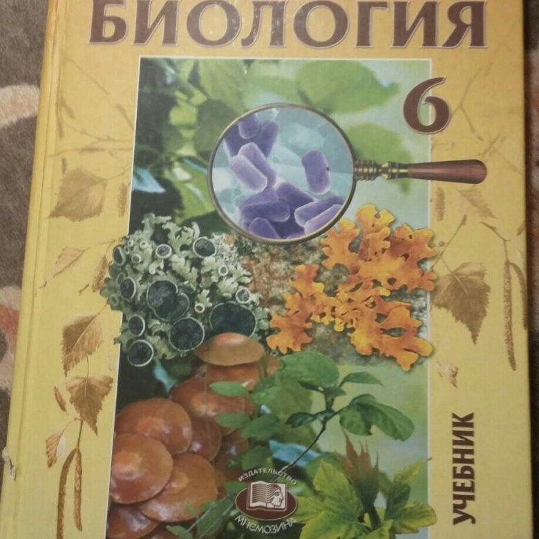 Гдз Биология 6 Класс Трайтак Учебник Ответы