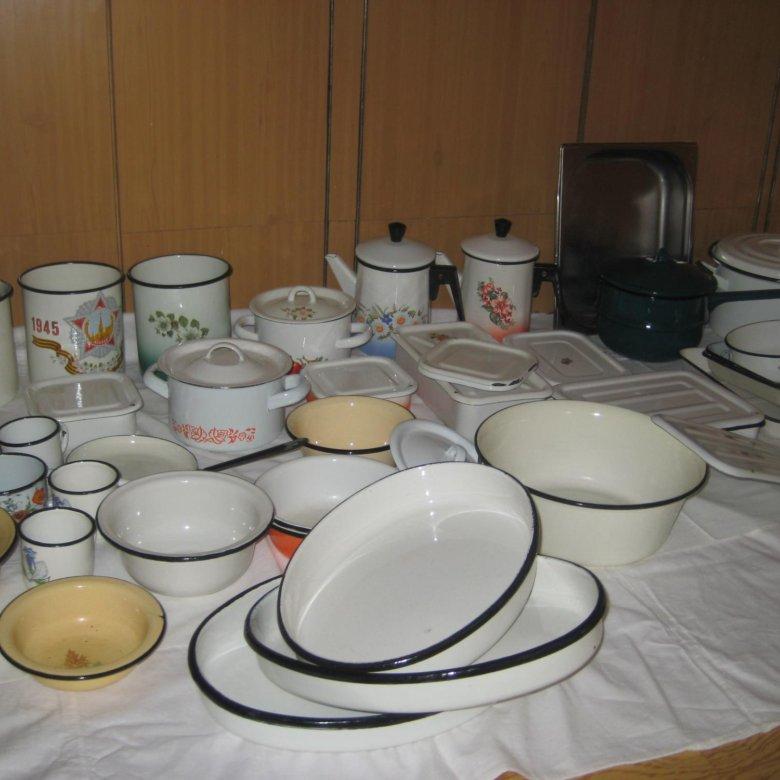 посуда советского времени фото