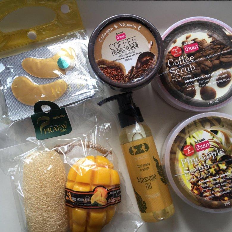 японская косметика купить в тайланде