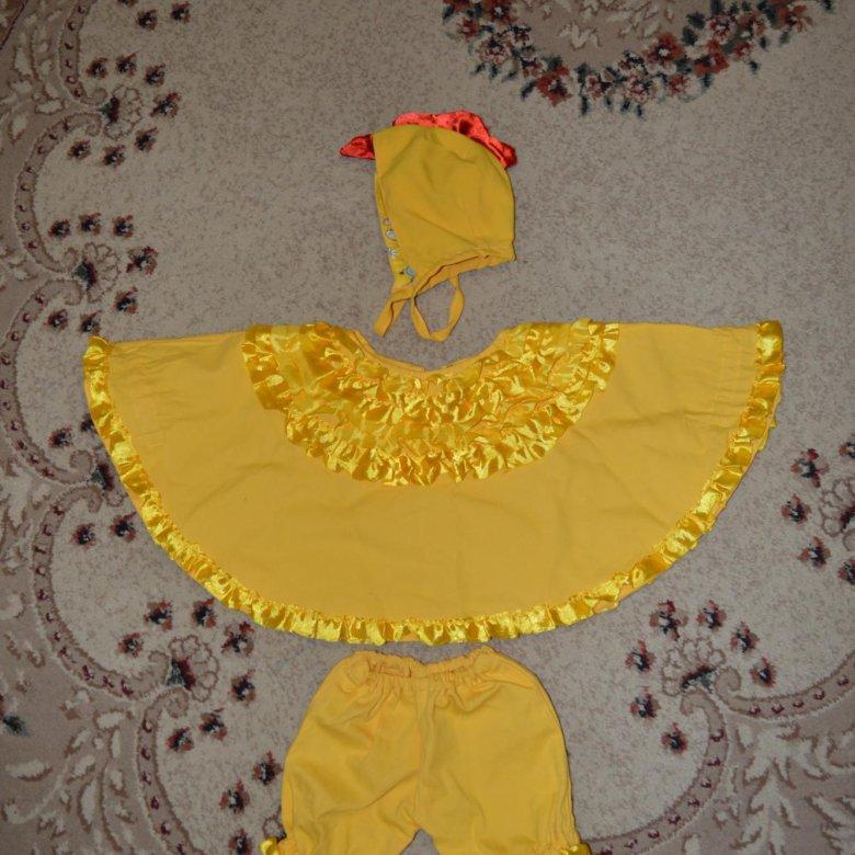 обладает костюм цыпленка своими руками быстро фото для