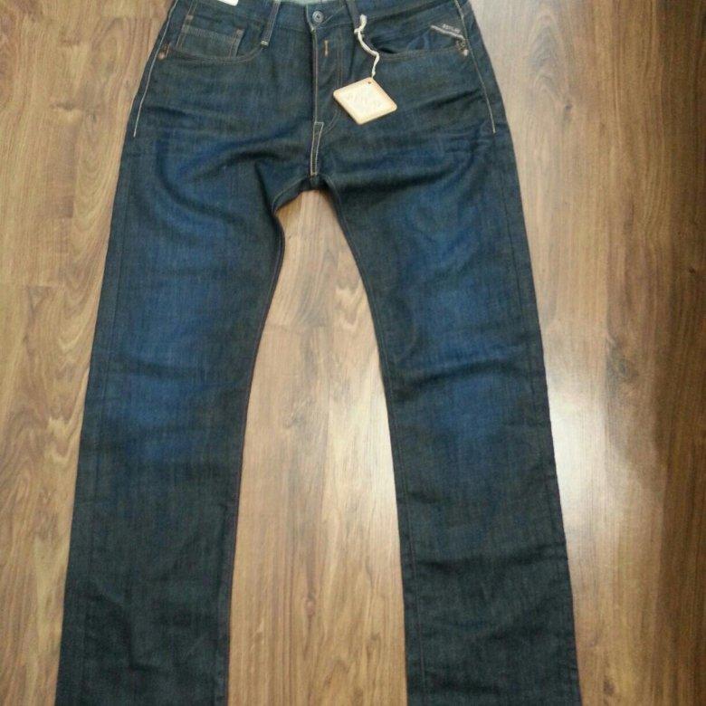 d6939b81cc5 Новые джинсы ReplaY - Оригинал 30×34 – купить в Колпино