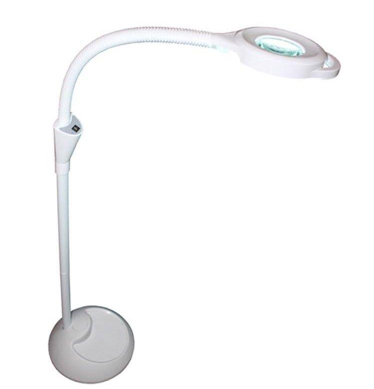 Лампа лупа для косметологов фото