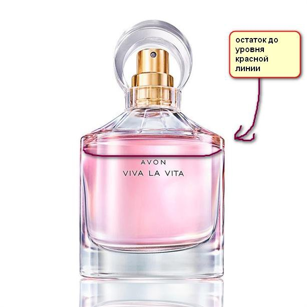 Viva La Vita Eau De Parfum от Avon 50 мл купить в иваново цена