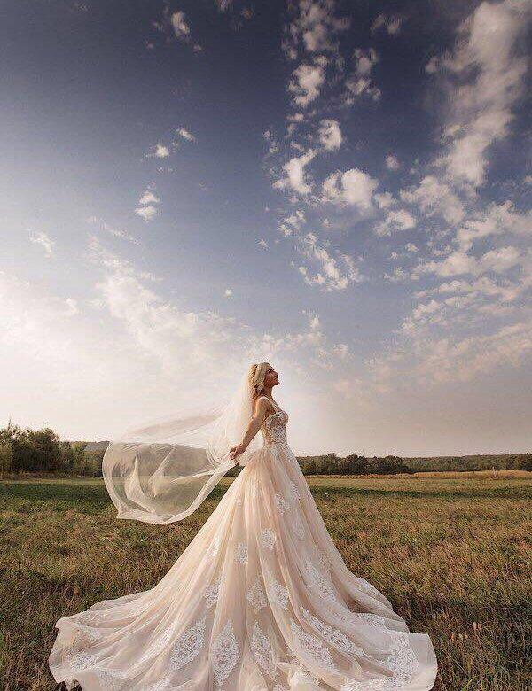 Прокат свадебных платьев на фотосессию в мурманске