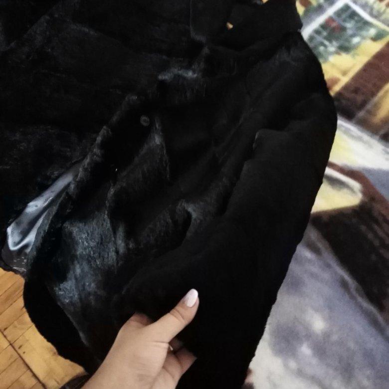 шуба морского котика черная фото рудова откровенном