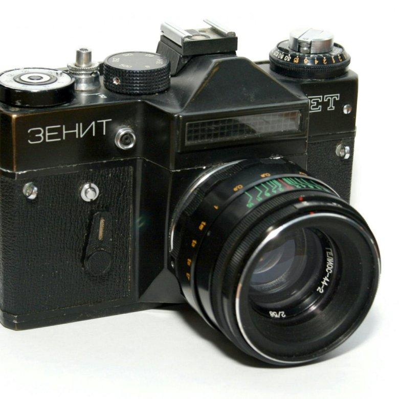 Как можно использовать старый фотоаппарат зенит