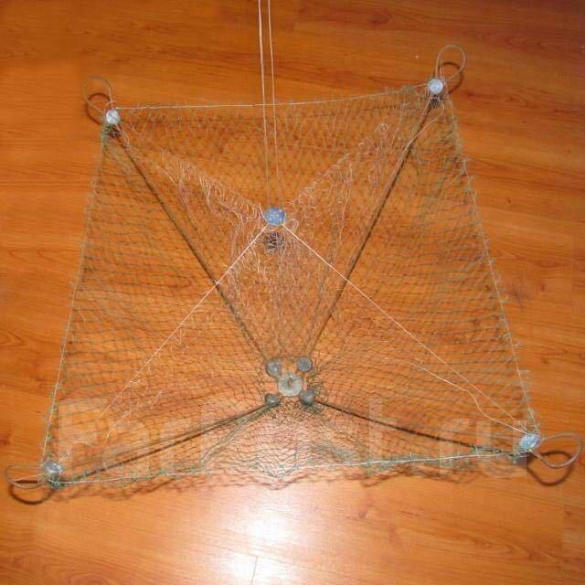 Конструкция и особенности применения рыболовной снасти хапуга