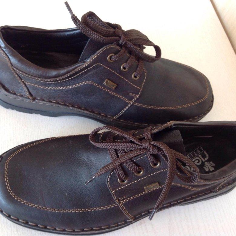 d7d93ba8f Немецкие ботинки Rieker – купить в Челябинске, цена 2 300 руб., продано 27  сентября 2018 – Обувь