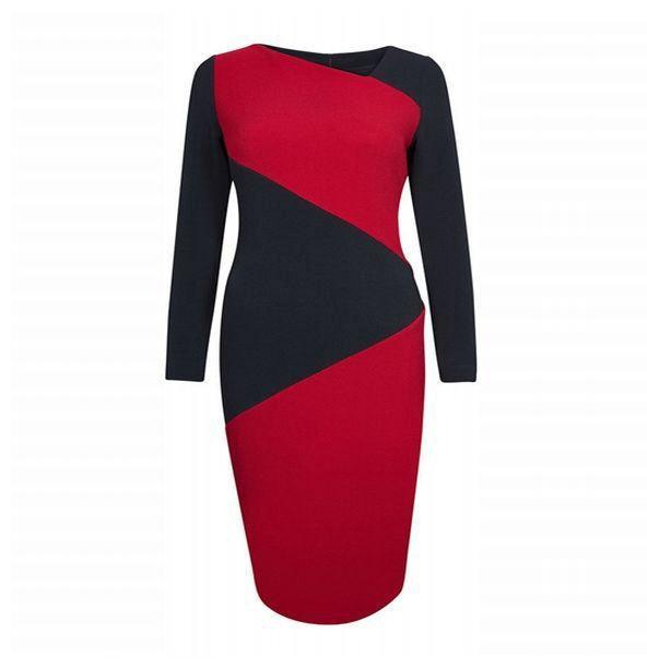 женское платье avon