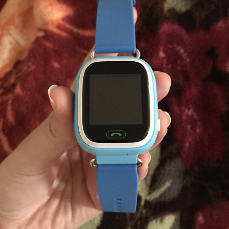 Отзывы о детские часы prolike plsw90 ремешок - голубой.