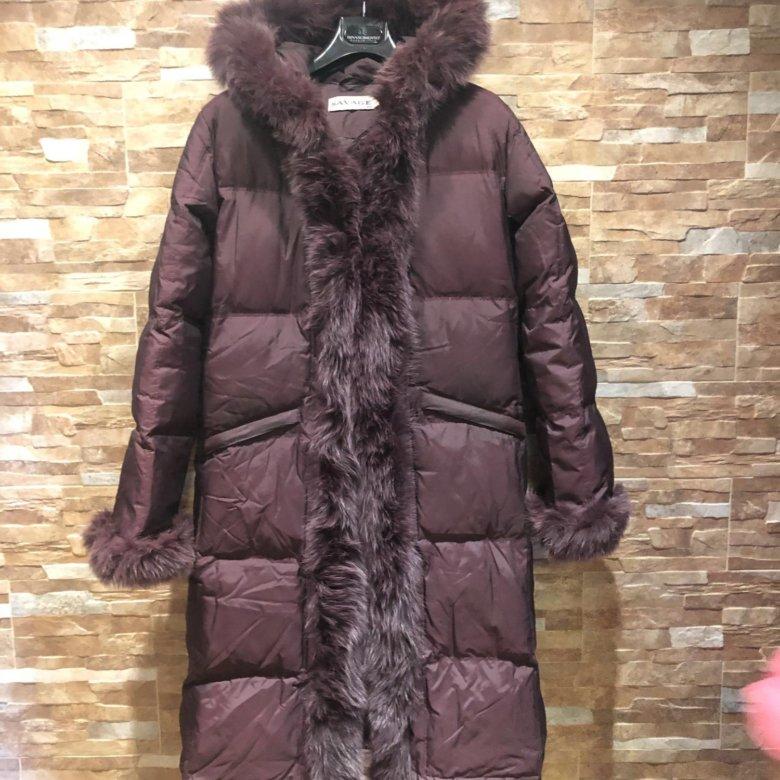 627aa36e76e Пуховое пальто премиальной линейки Savage – купить в Москве