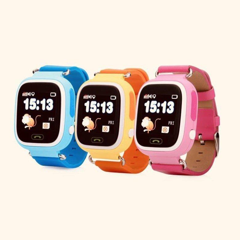 Smart baby watch q80 купить спб