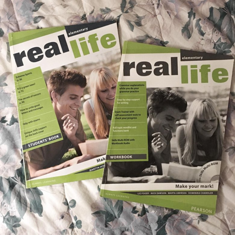 Real Life Intermediate Workbook Решебник Онлайн 8 Класс