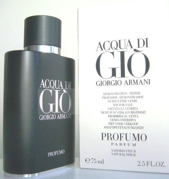 Giorgio Armani Acqua Di Gio Profumo 100ml купить в владивостоке