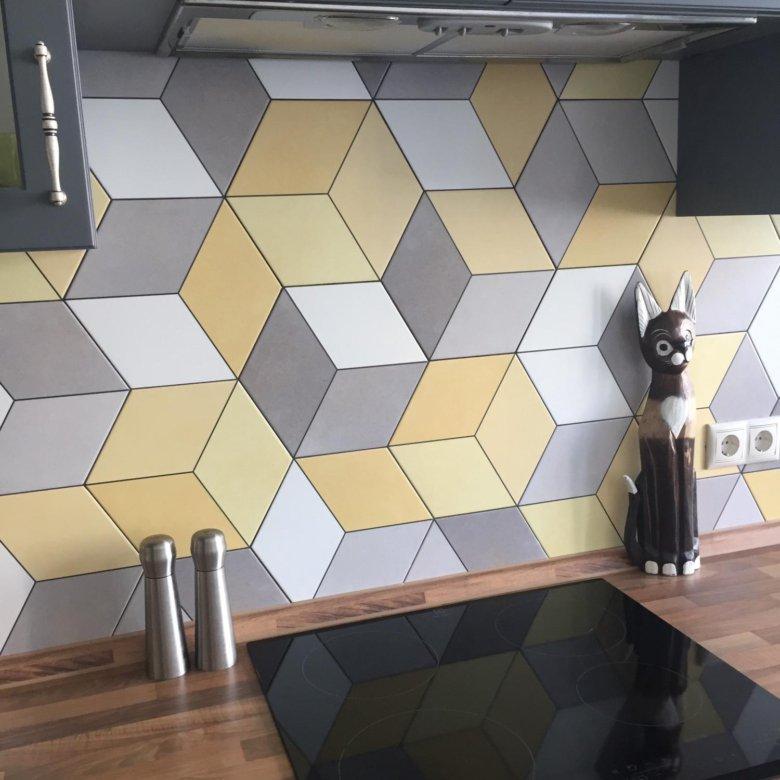 геометрия на кухне картинки панорама соснами прудом