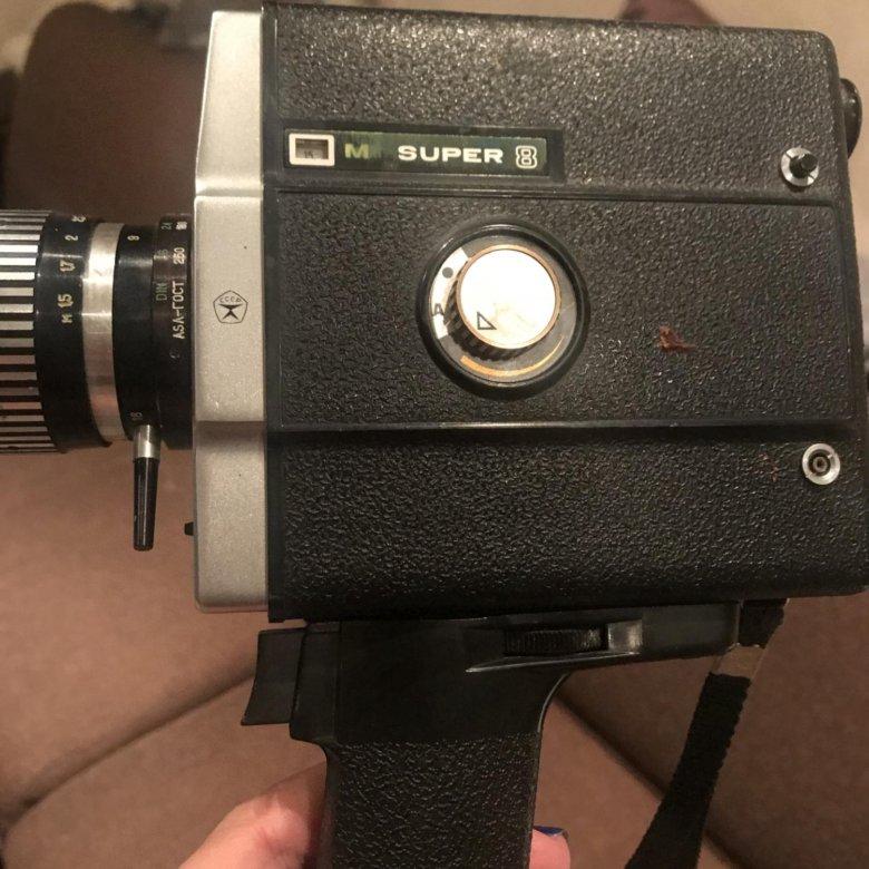 ссср фотокамера аврора вид