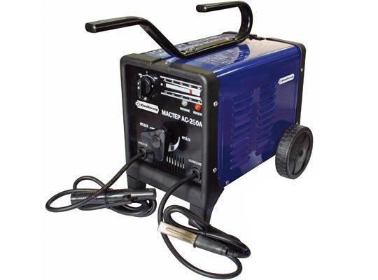 Сварочный аппарат мастер 250 генератор переносной бензиновый fubag