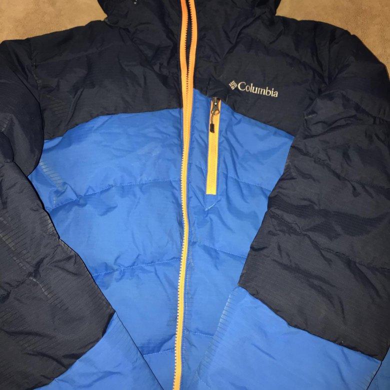 a41cbeda4720e Пуховик Columbia – купить в Челябинске, цена 3 500 руб., продано 23 октября  2018 – Верхняя одежда